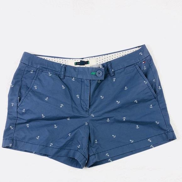 8f25f1bd5cae5 NWOT Tommy Hilfiger nautical navy shorts